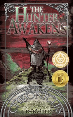 The Hunter Awakens Cover with Awards